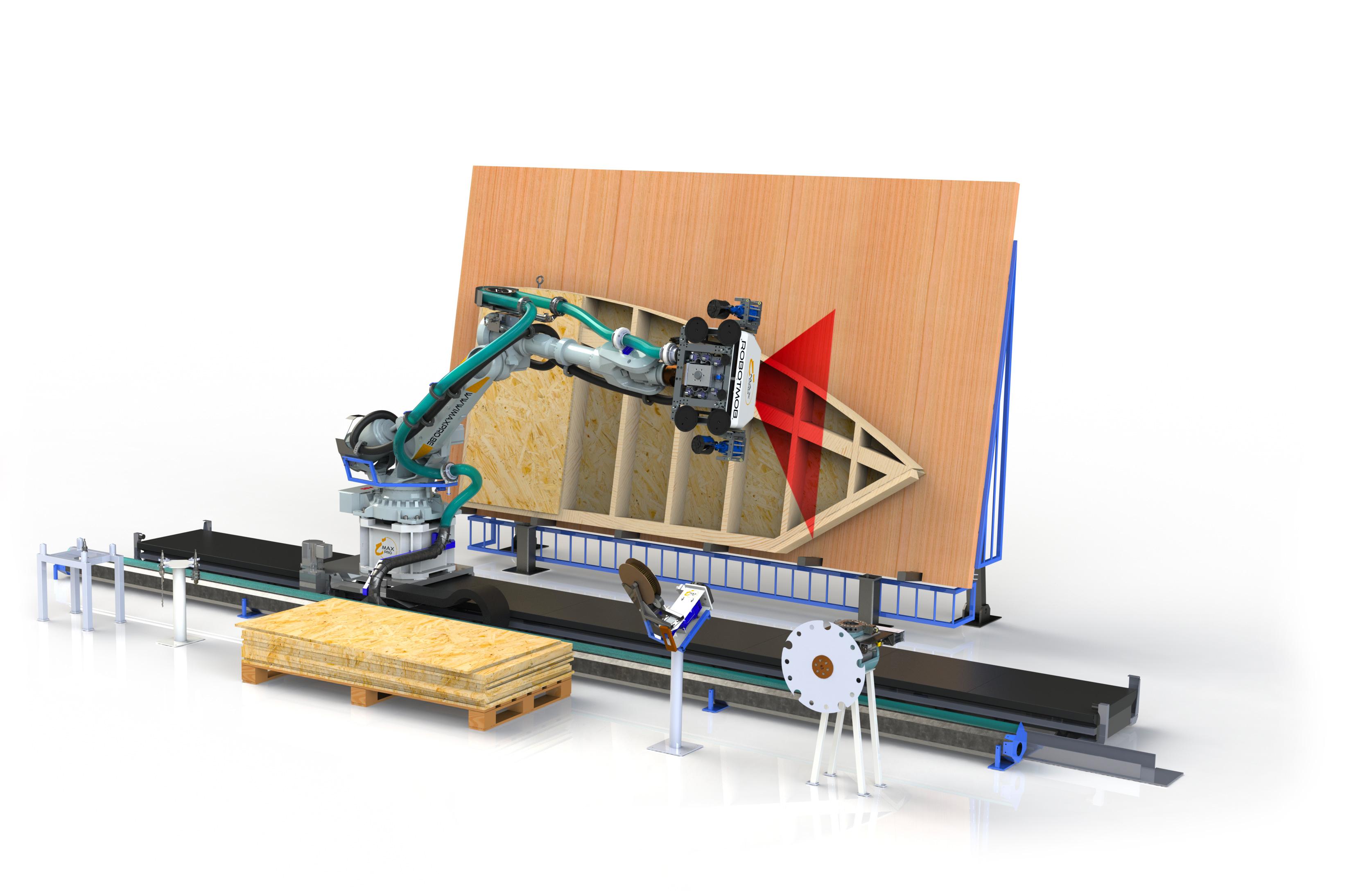 Robotmob Scanning panels